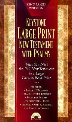 King James Version Keystone New Testament With Psalms