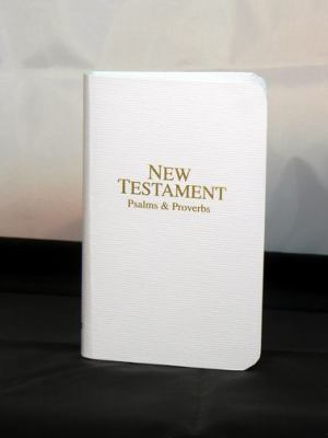 Economy Pocket New Testament with Psalms and Proverbs: King James Version
