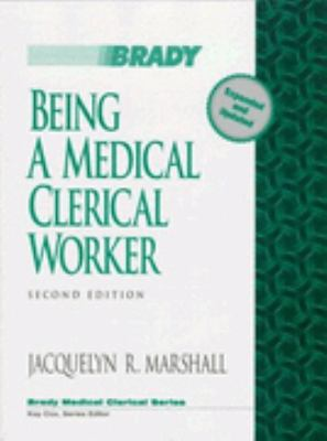 Being a Medical Clerical Worker An Introductory Core Text