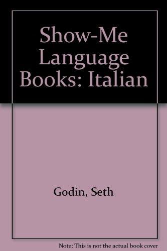 Show-Me Language Books: Italian