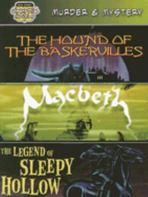Murder & Mystery The Hound of the Baskervilles / Macbeth / the Legend of Sleepy Hollow