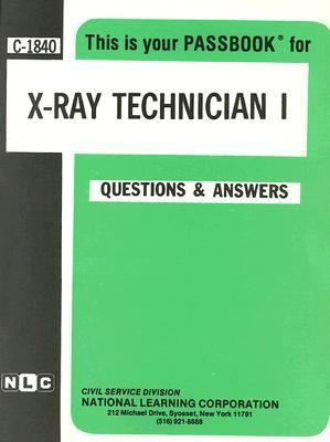 X-Ray Technician I