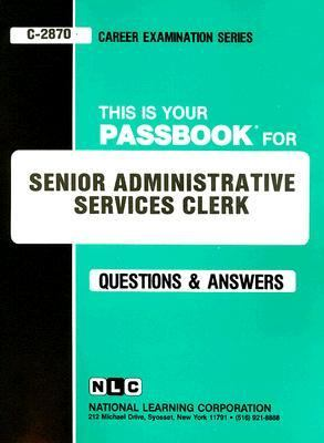 Senior Administrative Services Clerk