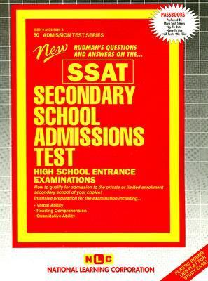 Secondary School Admissions Test High School Entrance Examinations