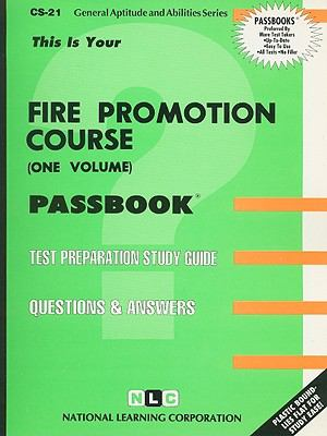Fire Promotion Course