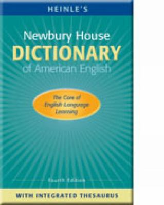 Heinle's Newbury House Dictionary of American English
