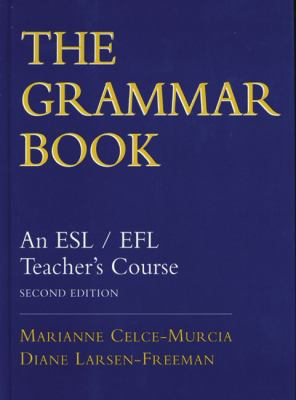 Grammar Book An Esl/Efl Teacher's Course