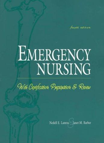 Emergency Nursing : With Certification Preparation & Review