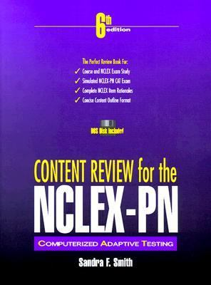 Content Review for the Nclex-Pn Computerized Adaptive Testing