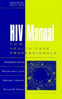 Hiv Manual F/health Care Professionals