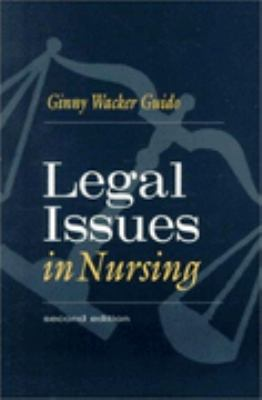Legal Issues in Nursing