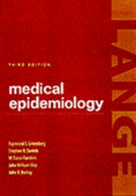 Medical Epidemiology (Lange Series)