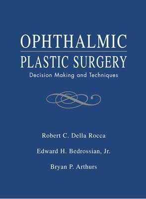Ophthalmic Plastic Surgery Decision Making and Techniques