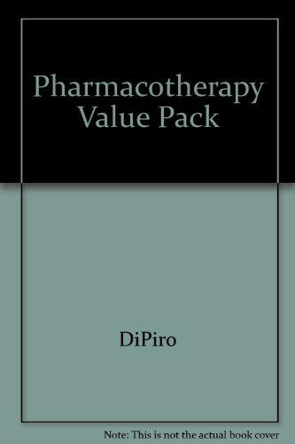Pharmacotherapy: A Pathophysiologic Approach, 4e; and Schwinghammer: Pharmacotherapy Casebook: A Patient-Focused Approach, 2e (2 Book Package)