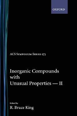 Inorganic Compounds with Unusual Properties II