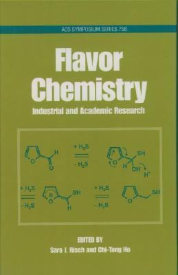 Flavor Chemistry Industrial and Academic Research