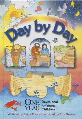 Day by Day - Betty Free - Hardcover