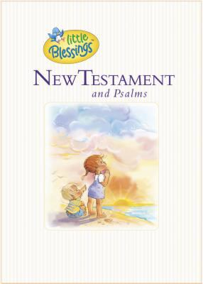 Little Blessings New Testament and Psalms - Tyndale - Hardcover