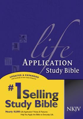 Life Application Study Bible New King James Version