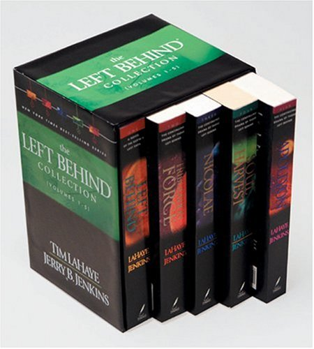 Left Behind Collection: Boxed Set Volumes 1-5