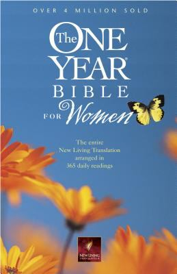One Year Bible for Women New Living Translation, Arranged in 365 Daily Readings