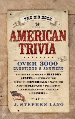 Big Book of American Trivia