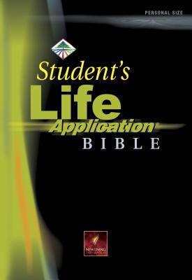 Students Life Application Bible Personal Size, Youth Study, New Living Translation