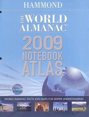 World Almanac Notebook Atlas