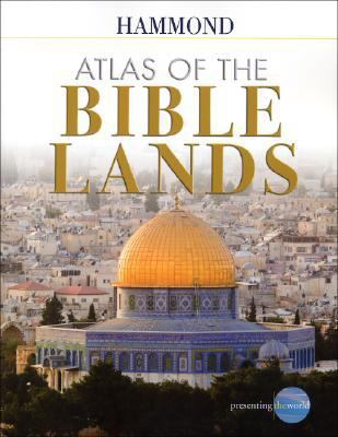 Hammond Atlas of Bible Lands