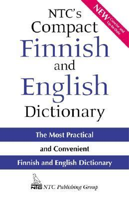 Dic Ntc's Compact Finnish and English Dictionary