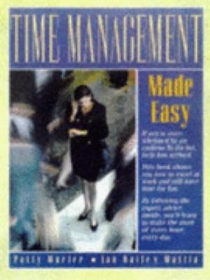Time Management Made Easy - Patty Marler - Paperback
