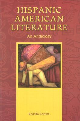 Hispanic American Literature An Anthology