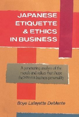 Japanese Etiquette & Ethics in Business