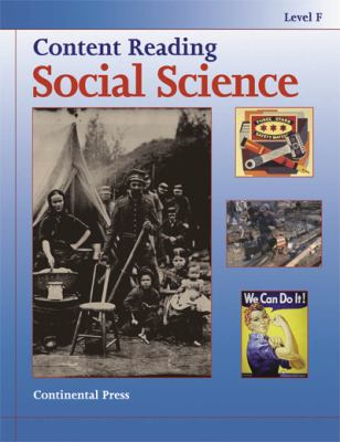 Content Reading: Social Science, Level F