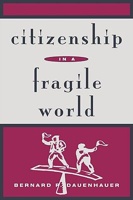 Citizenship in a Fragile World