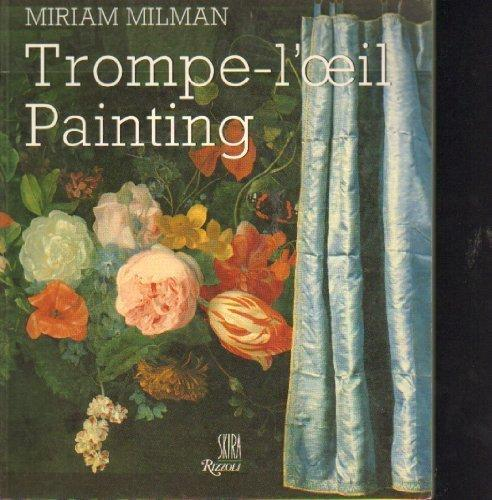 Trompe L'oeil Painting (The Illusions of reality)
