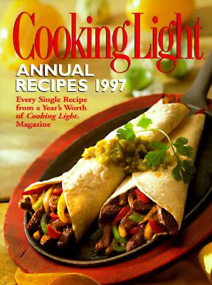 Cooking Light: Annual Recipies 1997 - Oxmoor House - Hardcover