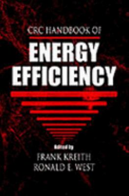 CRC Handbook of Energy Efficiency