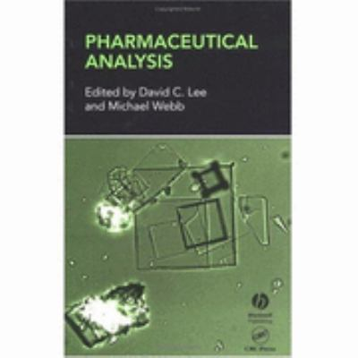 Pharmaceutical Analysis (Sheffield Analytical Chemistry)