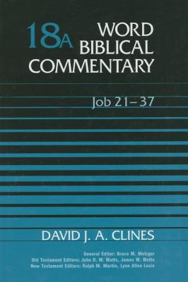 Word Biblical Commentary Job 21-37