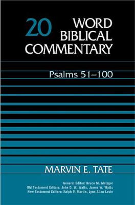 Word Biblical Commentary Psalms 51-100