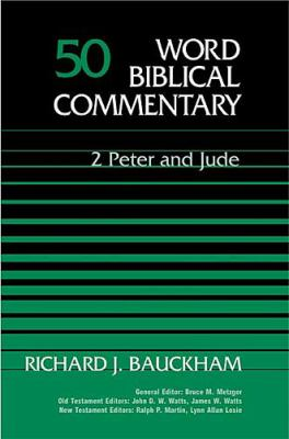 Word Biblical Commentary Jude, 2 Peter