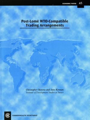 Post-Lome Wto Compatible Trading Arrangements