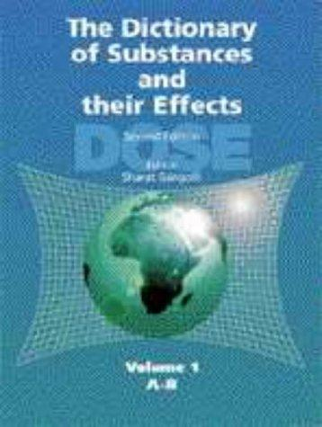 DICTIONARY SUBSTANCES 5 I-M (Dictionary of Substances and Their Effects)
