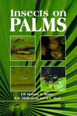 Insects on Palms