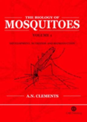 Biology of Mosquitoes Development, Nutrition and Reproduction