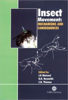 Insect Movement, Mechanisms and Consequences Proceedings of the Royal Entomological Society's 20th Symposium