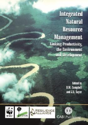 Integrated Natural Resources Management Linking Productivity, the Environment and Development