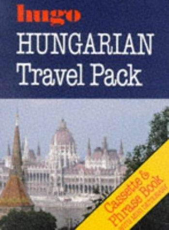Hungarian Travel Pack with Book (Eyewitness Travel Guides Phrase Books)