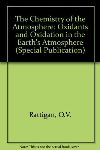 CHEMISTRY OF THE ATMOSPHERE (Special Publications)